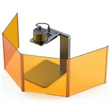 4*Portable <b>Laser Pecker Pro Magnet Retaining</b> Folding Plate ...