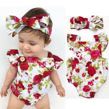 Best value <b>Cute Floral</b> Baby <b>Romper</b> – Great deals on <b>Cute Floral</b> ...