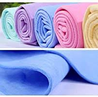 4 Pieces Care Towels Strong <b>Absorbent</b> Cleaning Cloths, <b>32x43 cm</b> ...