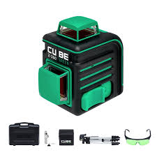 <b>Лазерный уровень</b> автоматический <b>ADA Cube</b> 360 Home Edition ...