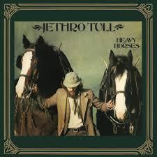 <b>JETHRO TULL Heavy</b> Horses reviews