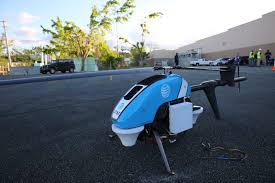 AT&T's '<b>Flying COW</b>' drone provides cell service to Puerto Rico ...