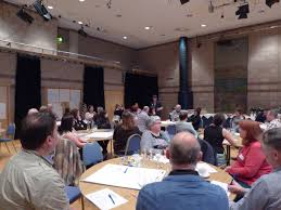 community consultation on anti poverty the voluntary sector such as foodbank gingerb ymca local churches and boards as well as local member s of the job clubs and the glenrothes youth