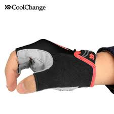 Cycling Gloves Outdoor <b>Cycling Gloves Half</b> Finger MTB Bike ...