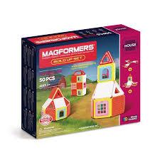 Купить <b>Конструктор MAGFORMERS</b> Build Up Set в интернет ...