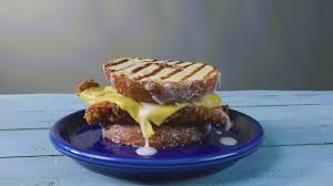 Fried Chicken Donut Sandwich