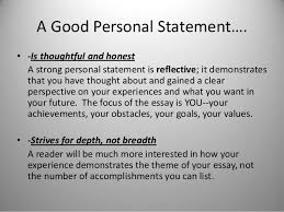 UC Personal Statement Essay Samples
