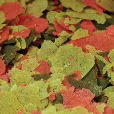 <b>Tetra Goldfish Flakes Корм</b> для золотых рыбок хлопьевидный 100 ...