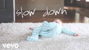 Nichole Nordeman - <b>Slow Down</b> (Official Lyric Video)