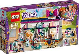 Конструктор <b>LEGO</b> Friends 41344 <b>Магазин аксессуаров Андреа</b>