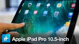 Apple <b>iPad Pro 10.5</b>-inch - Hands On Review - YouTube
