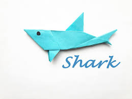 how to make a paper shark how to make a paper shark