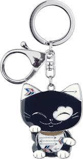 "<b>Брелок</b>-талисман ""Mani The <b>Lucky Cat</b>"", цвет: черный. MGK006 ..."