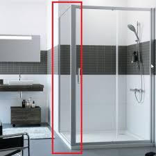 <b>Боковая стенка 80 см</b> для душевых дверей Huppe Classics 2 ...