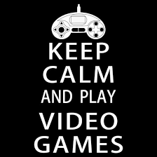 AVATAR <b>KEEP CALM</b> AND PLAY VIDEO GAMES - <b>BLACK</b> PS3 ...