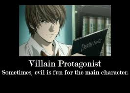 Villain Protagonist by JasonPictures on DeviantArt via Relatably.com