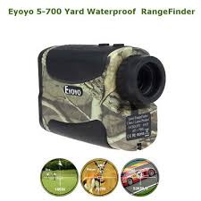 6X <b>700</b> Yards <b>Laser Range</b> Finder Telescope Hunting <b>Golf Distance</b> ...