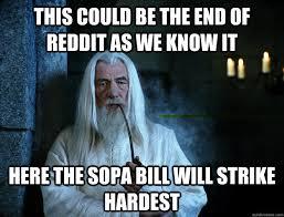 Gandalf fears the worst memes | quickmeme via Relatably.com