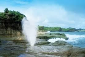 Image result for Pantai Klayar, Pacitan
