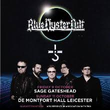 <b>Blue Oyster Cult</b> tickets in Leicester at De Montfort Hall on Sun, Oct ...