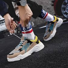 <b>Men's</b> Vulcanize Shoes Trainers Sneakers Dad Shoes <b>Men</b> Winter ...