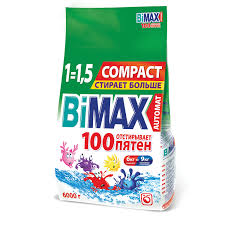 """Купить <b>Стиральный порошок</b>-<b>автомат</b> 6 кг, <b>BIMAX</b> (Бимакс) """"100 ..."""