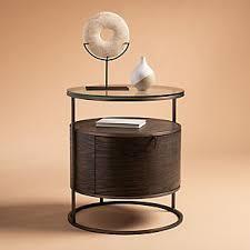 <b>Brown Solid Wood Nightstands</b>   Ashley Furniture HomeStore