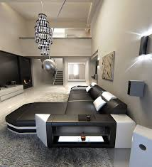 attractive furniture arrangement ideas for long living rooms black faux leather sleepeer sectional sofa bed grey living room amazing amazing living room furniture