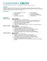 resume sample for spa receptionist sample customer service resume resume sample for spa receptionist front desk receptionist resume sample sample secretary stna resume sample stna