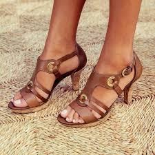 <b>MoneRffi 2019</b> Gladiators Sandals Rome <b>Fashion</b> Summer Women ...