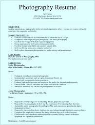 resumes for photographers cipanewsletter cover letter commercial photographer resume professional