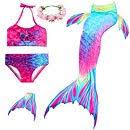 Le SSara Girls Sea-maid Cosplay Swimwear <b>Mermaid Shell</b> ...