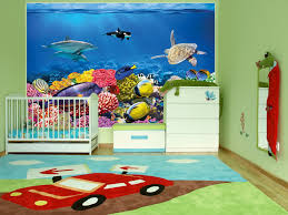Kids Wall Murals Printed Ideas Dfbfd SurriPuinet - Bedroom wall murals ideas