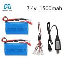 купите 7.4 v <b>WLTOYS lipo battery</b> 12428 с бесплатной доставкой ...
