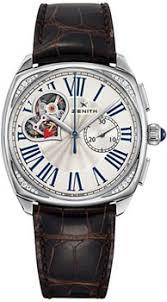 <b>Часы Zenith</b> - купить в интернет-магазине - официальный сайт ...