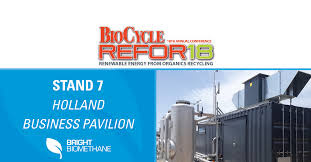 <b>Visit Bright</b> Biomethane at the BioCycle conference on October 16 ...