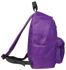 Купить <b>BRAUBERG Рюкзак</b> (<b>225376</b>), фиолетовый по низкой ...