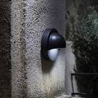 Outdoor low voltage wall lights