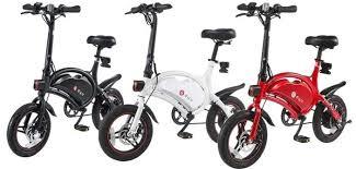 <b>DYU D3F</b> vs <b>DYU D3</b> Plus Folding <b>Electric</b> Bikes Comparison Review