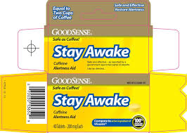 caffeine oral pharmaceutical directory good sense stay awake