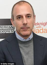 NBC is reportedly examining whether Matt Lauer, left, is worth what he's being paid after the show took a major hit in rating following the tearful ... - article-2208136-15304B48000005DC-1000_306x423
