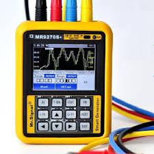 Upgraded MR9270S+ <b>4</b>-<b>20mA Signal Generator Calibration</b> Current ...