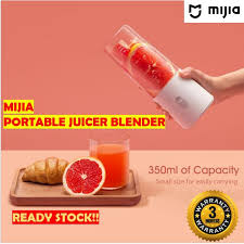 [READYSTOCK] <b>Mijia Portable</b> Juicer Blender 350ML <b>BXZZJ01YM</b> ...