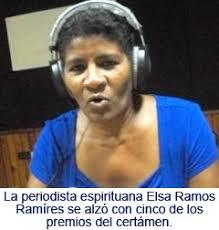 ... en cada uno de ellos, fue Elsa Ramos, de la provincia de Santi Spíritus. - ELSA_RAMOS