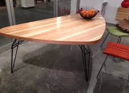 triangle dining table triangular dinner kitchen