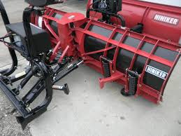 fisher or hiniker v plows plowsite this pic shows the hiniker wing stops