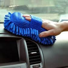 Hanyu <b>Car</b> Hand Soft Towel Microfiber <b>Chenille Washing Gloves</b> ...
