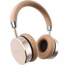 Купить <b>наушники satechi aluminum</b> wireless headphones золотые ...