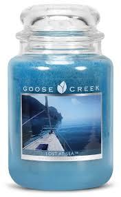 Купить <b>Ароматическая свеча</b> Goose Creek Lost At <b>Sea</b> ...