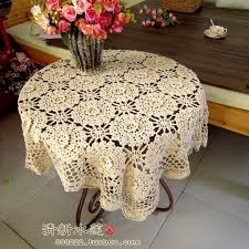 rectangular dining table cover cloth knitted vintage: d crochet dining table cloth american  cotton knitted table cover